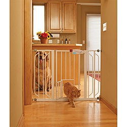 Steel Extra Wide Pet Gate