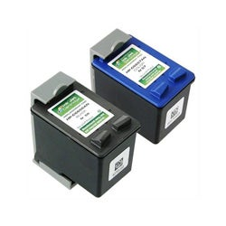 HP 56/ 57 (Remanufactured) (Pack of 2)