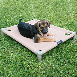 Hugs Indoor/ Outdoor Pet&#39;s Large Mesh Cool Cot