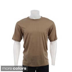 Kenyon Men's Short-sleeve Australian Merino Wool Shirt