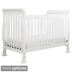 DaVinci Reagan 4-in-1 Crib with Toddler Rail