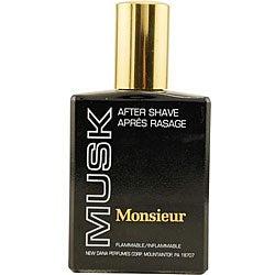 Monsieur 'Musk' Men's 4-oz Aftershave