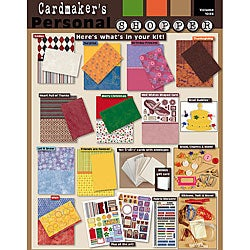 Cardmakers Personal Shopper &#39;October &#39;06&#39; Set