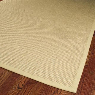 Safavieh Hand-woven Resorts Natural/ Beige Fine Sisal Rug (3' x 5')