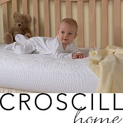 Croscill Waterproof Crib Mattress Pad
