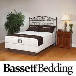 Bassett Gadsen Firm Full-size Mattress Set