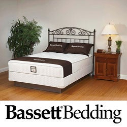 Bassett Gadsen Firm California King-size Mattress Set