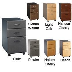 Series A Advantage Beech 3-drawer File