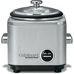 Cuisinart CRC-400 4-cup Rice Cooker (Refurbished)