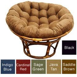 Rattan Papasan Chair