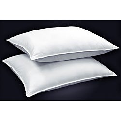 Down Alternative 400 Thread Count Soft Density Pillows (Set of 2)