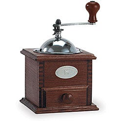 Peugeot 'Nostalgie' Wallnut Hand Coffee Mill