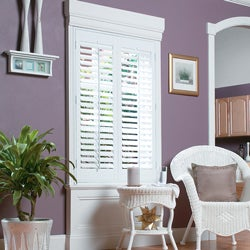 White Fauxwood Shutters 27