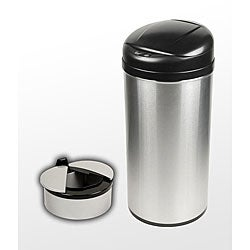 Nine Stars Motion Sensor Trash Can/ Multi-purpose Container Combo Pack