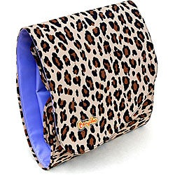 Boogaloo Leopard Day Tripper Diaper Bag