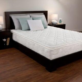 Comfort Memories 10-inch King-size Foam and Spring Hybrid Mattress