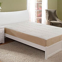 Home Fashion International 8-inch Twin-size Memory Foam Mattress