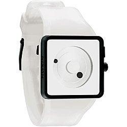 Nixon Men's Newton White LED Light Watch