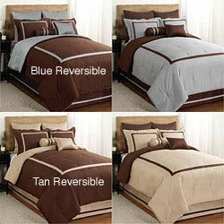Bergamo 8-piece Comforter Set
