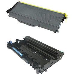 Brother TN360 DR-360 Compatible Black Toner Set