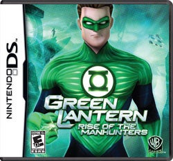 NinDS - Green Lantern: Rise of the Manhunters - By Warner Bros.