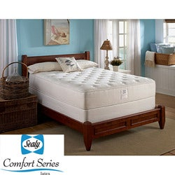 Sealy Comfort Series Brighton Point Cushion Firm King-size Mattress Set
