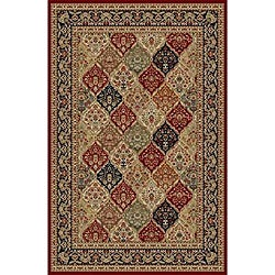 Soho Multi Oriental Rug (7&#39;10 x 10&#39;3)