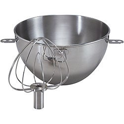 KitchenAid KN3CW 3-quart Stainless Steel Bowl and Combination Whip
