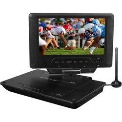 Envizen 9-Inch LCD Portable Digital TV and DVD Player