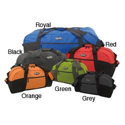 Olympia Sports Plus 24-inch Polyester Sports Duffel