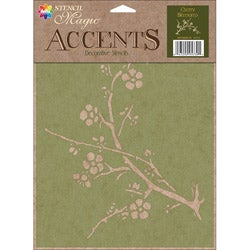 Delta 'Stencil Magic' Cherry Blossom Stencil