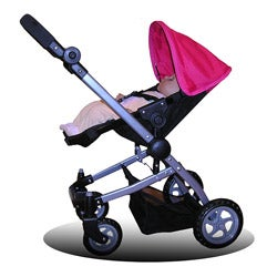 New York Doll Collection Babyboo Doll Stroller