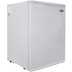 White 2.5-cubic-foot Energy Star Compact Refrigerator