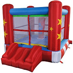 Waliki Small Boxing Ring Inflatable Bounce House