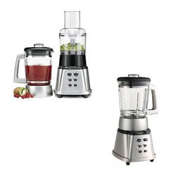 Cuisinart CBT500FP SmartPower Premier Stainless Steel Duet Blender and Food Processor
