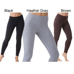 Ilusion Women's Soft Ankle-length Leggings