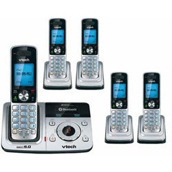 Vtech DS6321-3 Cordless Phone System with 2 Additional Handsets