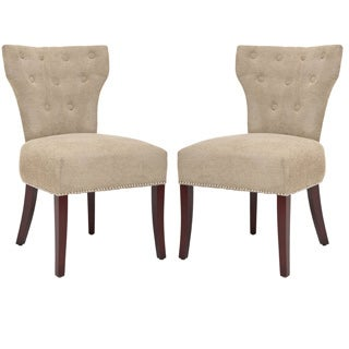 Safavieh Gramercy Sage Side Chairs (Set of 2)