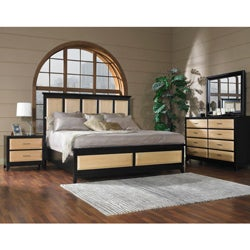 Somerton Insignia Queen Panel Bed