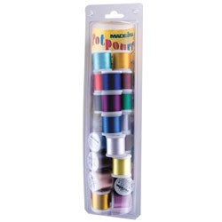 Maderia Rayon Emroidery Thread Value Pack