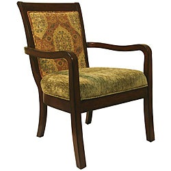 Freemont Two-Tone Accent Chair