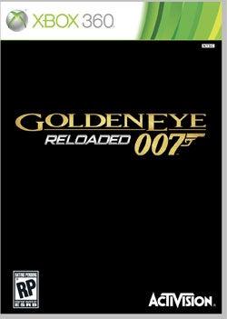 Xbox 360 - Goldeneye 007 Reloaded