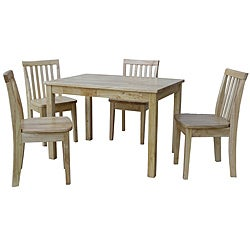 Juvenile Natural Mission Table Set