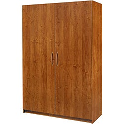Talon Multipurpose 2-door Wide Storage Wardrobe Cabinet