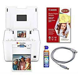 Epson Picturemate Charm Personal Photo Lab Inkjet Printer with Accessory Kit