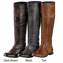 Luichiny Women's 'Point Tee' Tall Riding Boots FINAL SALE