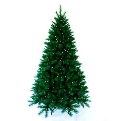 Duchess Spruce 6-foot Pre-Lit Artificial Christmas Tree