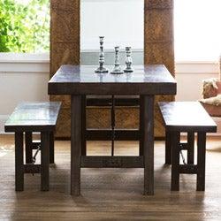 3-piece Iron Turnbuckle Dining Set (India)