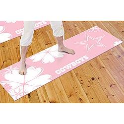 Fanmats Dallas Cowboys Yoga Mat