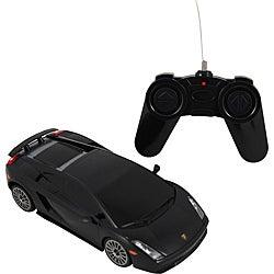 Premium Black Lamborghini Remote Control Car